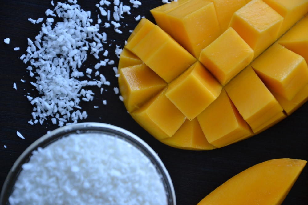 mango coconut