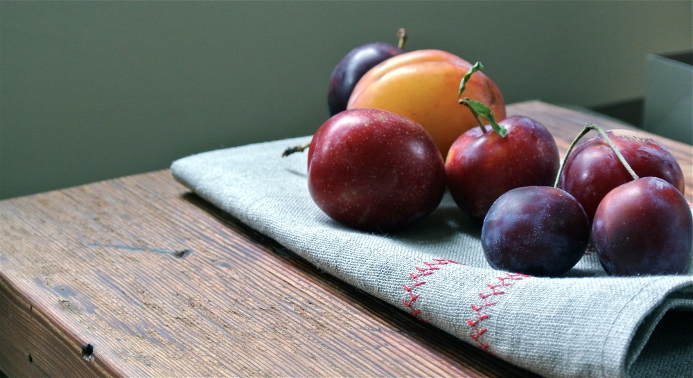 Plums by Desiree Nielsen RD