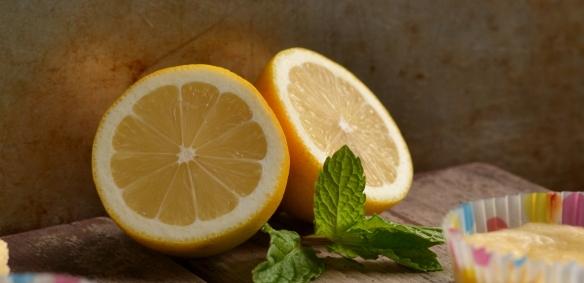 lemon curd cheesecake - lemons
