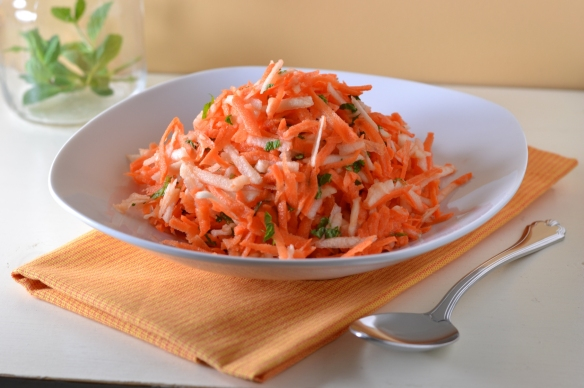 carrot apple salad