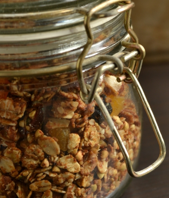 granola jar - cropped